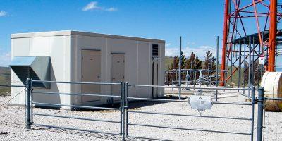 Modular Utility Building