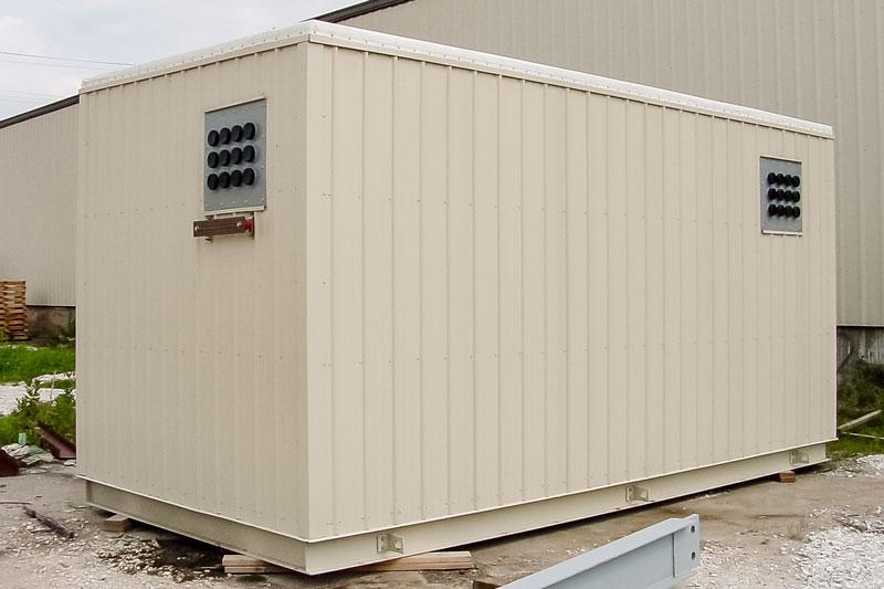 Computer Server Building